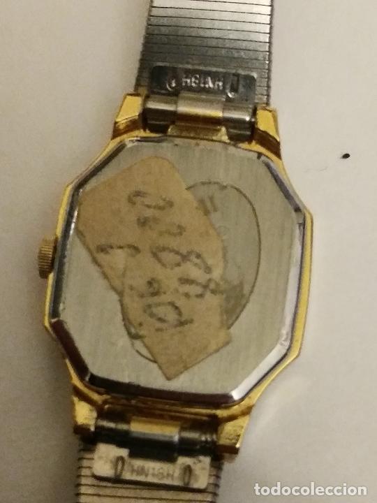 Relojes: RELOJ ORIENT DORADO NUEVO A ESTRENAR CON CADENITA EN CIERRE - Foto 7 - 229353665