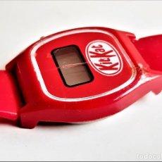 Relojes: RELOJ KITKAT DIGITAL - CAJA DE 26 X 25.MM. Lote 231673885