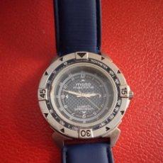 Relojes: RELOJ MOTO MACHINE QUARZT NUEVO.. Lote 231744000