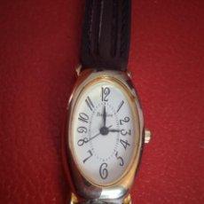 Relojes: RELOJ MUJER BAILLON DE QUARZT CHAPADO ORO.. Lote 231752825