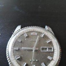 Orologi: RELOJ AUTOMATICO ORIENT PARA REPARAR O PIEZAS CON UN MOV. 1946 21J.. Lote 231770375