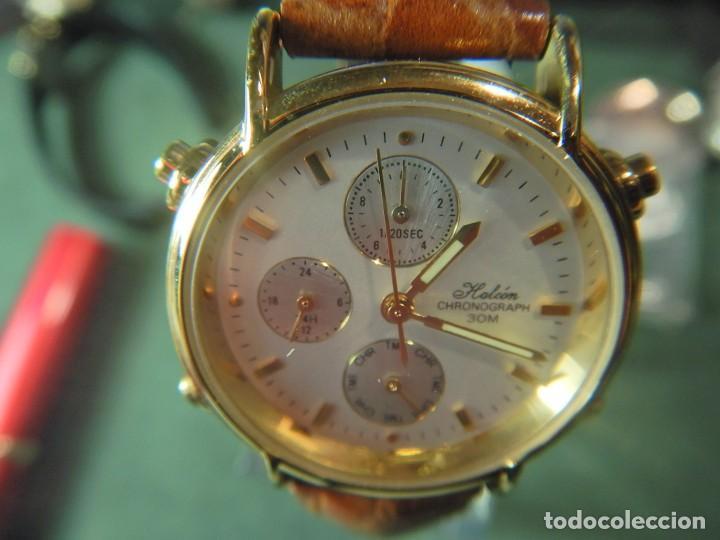 RELOJ HALCON (Relojes - Relojes Actuales - Otros)