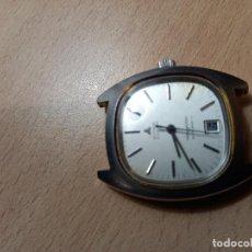 Relojes: RELOJ DE PULSERA CABALLERO SIN CADENA ACERO CYMA SYNCHRON AUTOMATIC. Lote 232238570