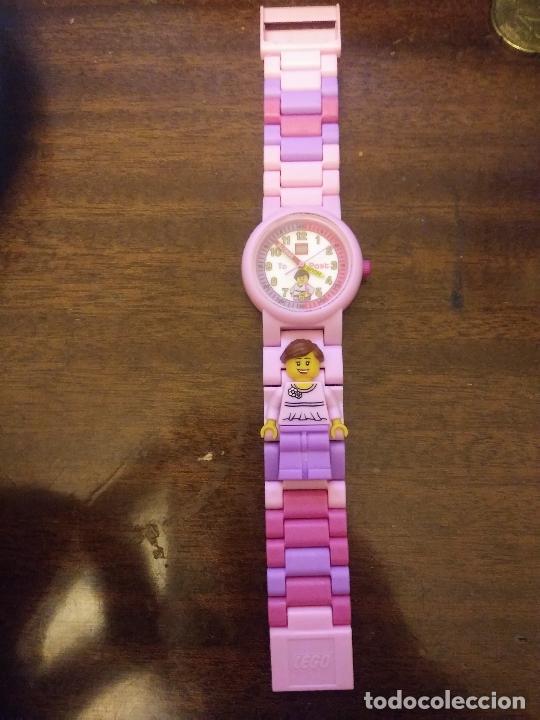 Relojes: Reloj niña Lego funcionando - Foto 2 - 232387670