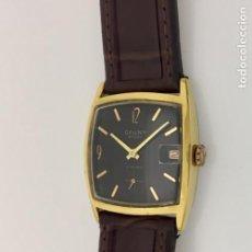 Relojes: CAUNY PLAQUÈ ORO.. Lote 232398005