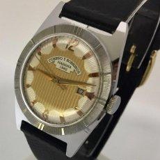 Relojes: CUERVO Y SOBRINOS VINTAGE C.1950. Lote 232536060