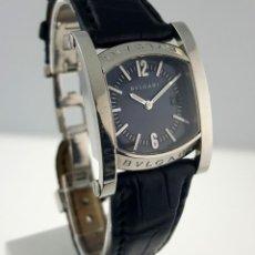 Relojes: BULGARI AXIOMA HOMBRE-UNISEX COMO NUEVO. Lote 232653765