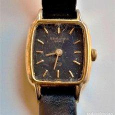 Relojes: RELOJ SOLVIL ET TITUS QUARTZ - CAJA DE 17 X 17.MM. Lote 233432535