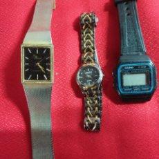 Relojes: ANTIGUOS RELOJES. Lote 233520405