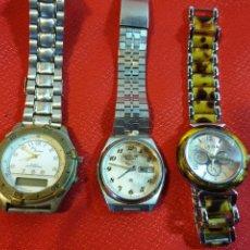 Relojes: ANTIGUOS RELOJES. Lote 234339135