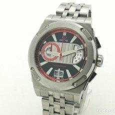 Relojes: RELOJ DE CUARZO JAGUAR J613 CRONÓGRAFO PARA HOMBRE DE SEGUNDA MANO. Lote 234858495