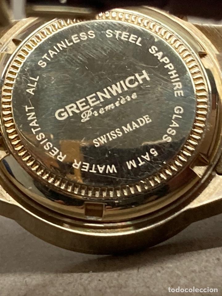 Relojes: Reloj Greenwich Chronograph de mujer como nuevo a estrenar - Foto 3 - 236498270