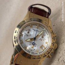 Relojes: RELOJ GREENWICH CHRONOGRAPH DE MUJER COMO NUEVO A ESTRENAR. Lote 236498270