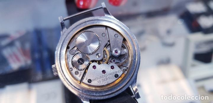 Relojes: RELOJ-MOVADO-REMONTE MANUAL-3 DÍAS FUNCIONANDO PERFECTAMENTE-35,4 MM. SIN CORONA-VER FOTOS - Foto 4 - 136418966
