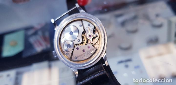 Relojes: RELOJ-MOVADO-REMONTE MANUAL-3 DÍAS FUNCIONANDO PERFECTAMENTE-35,4 MM. SIN CORONA-VER FOTOS - Foto 5 - 136418966