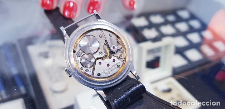 Relojes: RELOJ-MOVADO-REMONTE MANUAL-3 DÍAS FUNCIONANDO PERFECTAMENTE-35,4 MM. SIN CORONA-VER FOTOS - Foto 6 - 136418966