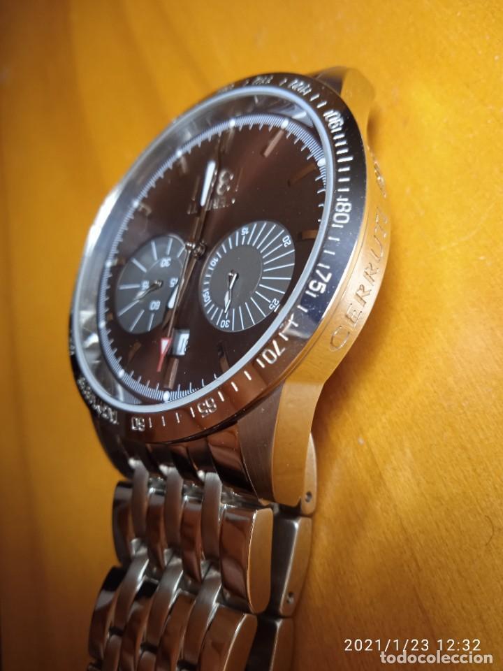 Relojes: RELOJ CERRUTI 1881 CRONOGRAFO NUEVO. - Foto 3 - 236739610