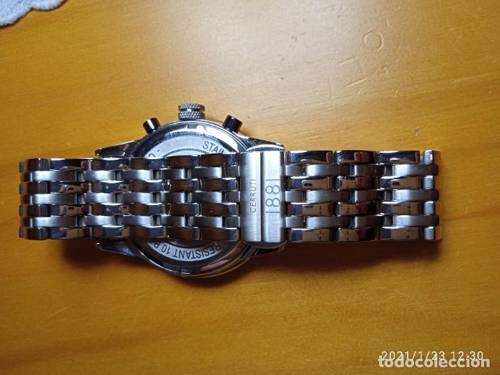 Relojes: RELOJ CERRUTI 1881 CRONOGRAFO NUEVO. - Foto 7 - 236739610