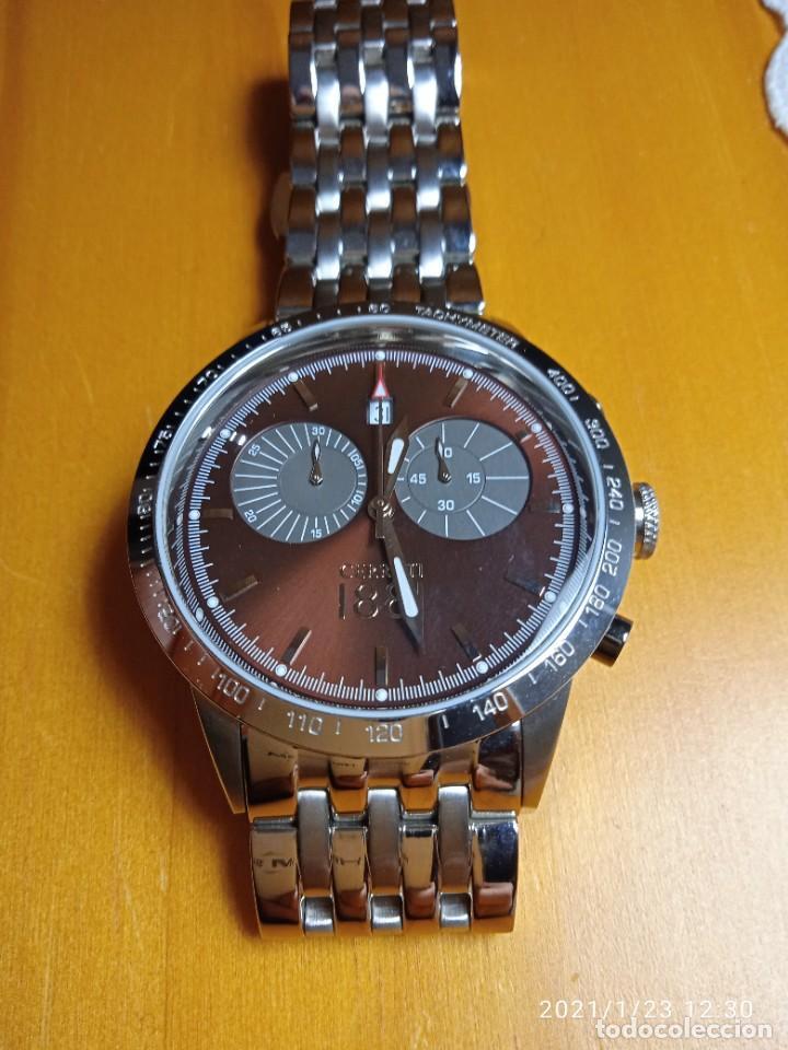 Relojes: RELOJ CERRUTI 1881 CRONOGRAFO NUEVO. - Foto 8 - 236739610