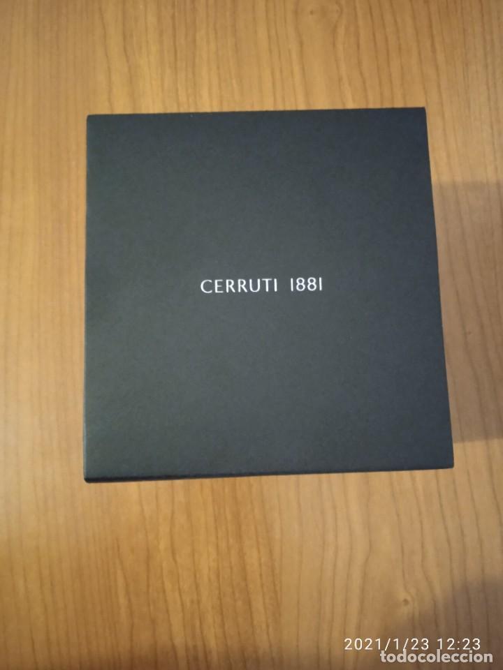 Relojes: RELOJ CERRUTI 1881 CRONOGRAFO NUEVO. - Foto 11 - 236739610