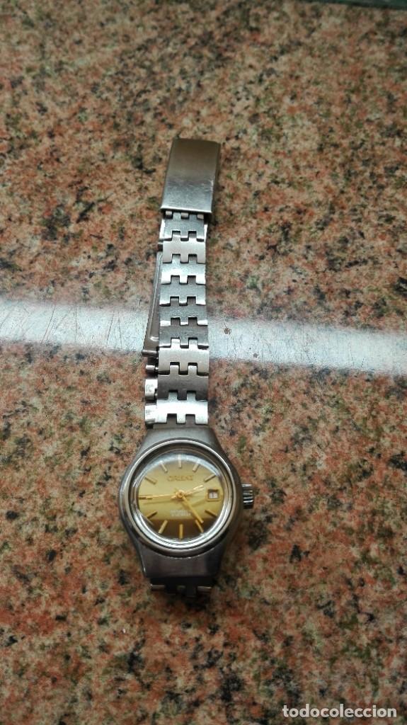 Relojes: Reloj orient 21 jewels antiguo de señora - Foto 2 - 238461165