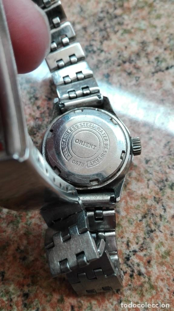 Relojes: Reloj orient 21 jewels antiguo de señora - Foto 3 - 238461165