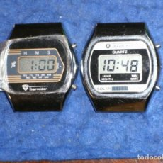Relojes: RELOJ THERMIDOR SOLAR,DIGITAL.VINTAGE,LOS 2 QUE SE VEN.LEER DESCRIPCION.. Lote 276600843