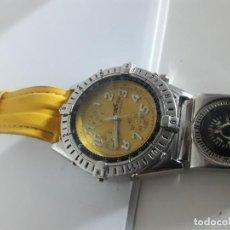 Relojes: RELOJ DXTER CON BRUJULA. RARO.. Lote 239412130
