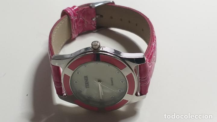 Relojes: Reloj de MUJER. CORREA ROSA. MARCA BIJOUX TERNER - Foto 2 - 239652535