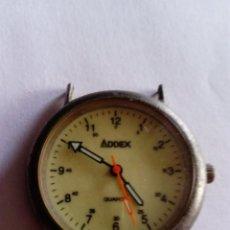 Relojes: RELOJ ADDEX VINTAGE DE PILA. Lote 239844210