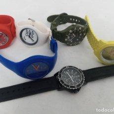 Relojes: LOTE 6 RELOJES NUEVOS. Lote 239926580