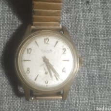 Relojes: RELOJ ANTIGUO FIDUS, MECÁNICO,CHP.ORO. Lote 240477160