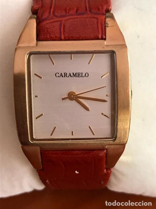 Relojes: precioso reloj MUJER marca CARAMELO, EN SU ESTUCHE ORIGINAL - Foto 2 - 240809860