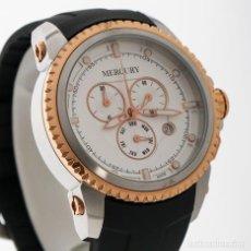 Relojes: RELOJ MERCURY - SWISS CHRONOGRAPH - ME270-SRX-1, NUEVO , ORO ROSA.. Lote 240973840