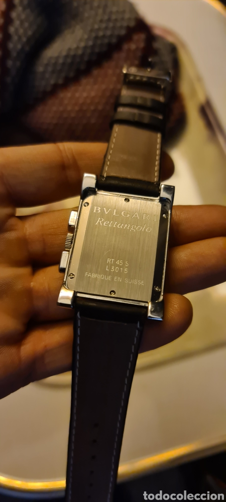Relojes: Reloj bvlgari hombre quarz - Foto 3 - 241889980