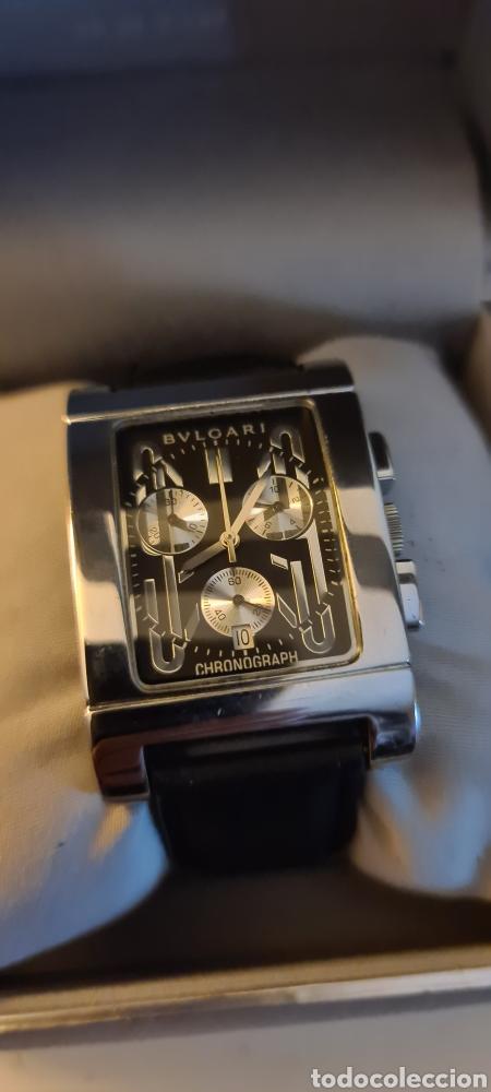 RELOJ BVLGARI HOMBRE QUARZ (Relojes - Relojes Actuales - Otros)