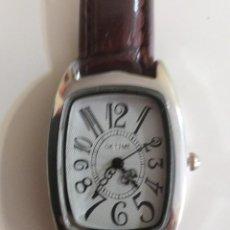 Relojes: RELOJ CLÁSICO PARA MUÑECA DELGADA NUEVO. Lote 243142530
