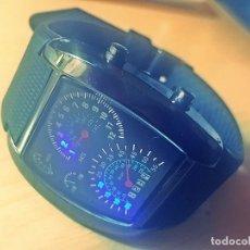 Relojes: RELOJ PULSERA LUZ LED. Lote 243829875