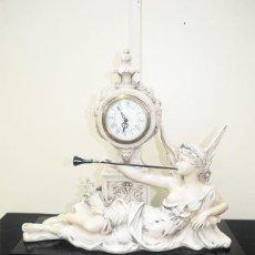 Relojes: RELOJ DE SOBREMESA FIGURA DAMA. Lote 243981830