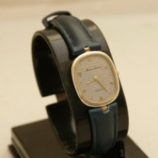 Relojes: MAURICE LACROIX 54801 ACERO SWISS MADE PARA DAMA. Lote 244000820