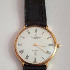 Relojes: RELOJ CHRISTIAN BERNARD PARIS QUARTZ COMO NUEVO.. Lote 244921390