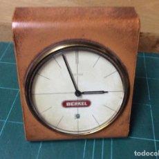 Relojes: RELOJ BERKEL ANTIGUA PUBLICIDAD DE LA MARCA. PRIMEROS RELOJES A PILAS.. Lote 245076255