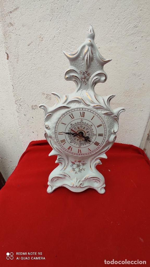 RELOJ DE PORCELANA (Relojes - Relojes Actuales - Otros)
