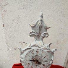 Relojes: RELOJ DE PORCELANA. Lote 245428755