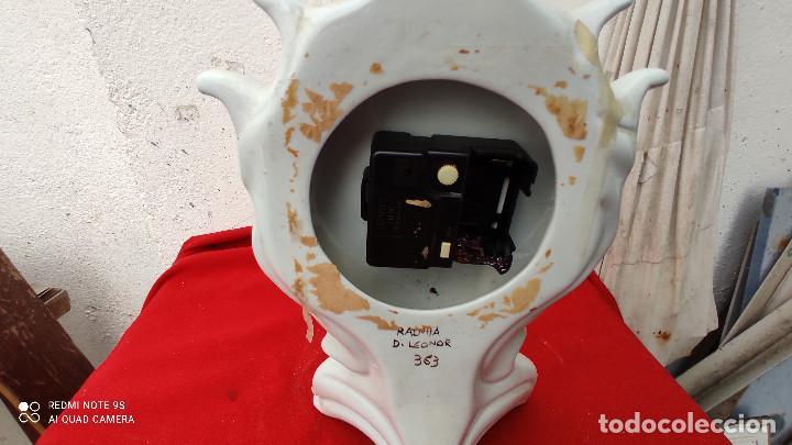 Relojes: reloj de porcelana - Foto 3 - 245428755