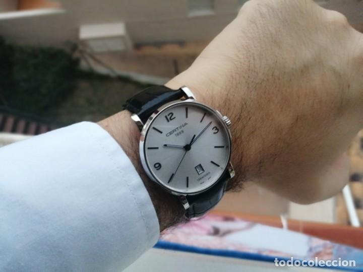 Relojes: Reloj Certina DS Caimano. Grupo Swatch (Omega, Longines, Hamilton, Tissot) - Foto 2 - 227088680