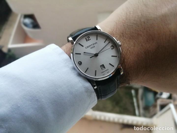 Relojes: Reloj Certina DS Caimano. Grupo Swatch (Omega, Longines, Hamilton, Tissot) - Foto 6 - 227088680