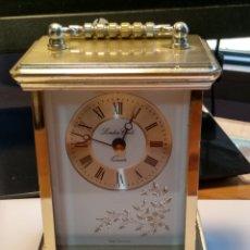 Relojes: RELOJ SOBREMESA - MARCA LONDON CLOCK. Lote 245578145