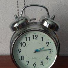 Relojes: RELOJ DE QUARTZ SOBREMESA. Lote 245585760