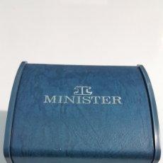 Relojes: ESTUCHE RELOJ MINISTER.. Lote 245715535